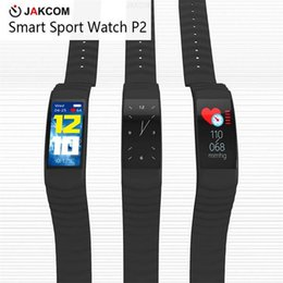 3d tv gaming online shopping - JAKCOM P2 Smart Watch Hot Sale in Smart Wristbands like d tv gaming components video mp4 bf