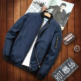 Hot clotHing for black men online shopping - Spring and Autumn Designer Mens Jackets Luxury Jackets with Pockets for Men Fashion Casual Hot Brand Mens Clothing High Quality Wholesales