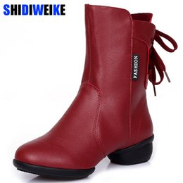 Elegant Heel Snow Boots Australia - Stylish and elegant Autumn winter boots women shoes ankle boots 2018 comfortable PU leather shoes high heel boots N178