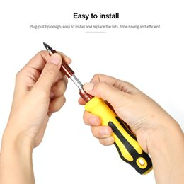 Hex magnetic screwdriver online shopping - 47 in Multi functional Telecommun Tool Magnetic Torx Hex Slotted Phillips Screwdrivers Set Repair Tools Kit for phone Laptop