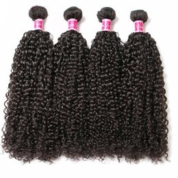 hair for braids african NZ - Zhifan 100 %Brazilian Human Hair Afro Kinky Curly Hair Bulks For African American Women Braiding Extensions