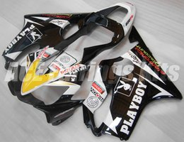 $enCountryForm.capitalKeyWord Australia - 3 Free gifts New ABS motorcycle bike Fairings Kits Fit For HONDA CBR600F F4i 01-03 2001 2002 2003 bodywork set custom Fairing black PLAYBOY