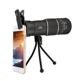 $enCountryForm.capitalKeyWord Australia - 16X52 Monocular Telescope HD Mini Monocular Full Optical Night Vision Hiking Portable Outdoor Hunting Camping Scopes