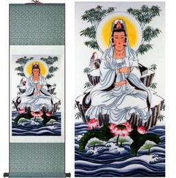 $enCountryForm.capitalKeyWord Australia - Guanyin Painting Traditional Art Portrait Religion Painting
