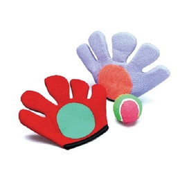 game gloves NZ - Catching Ball Glove Ball Children Outdoor Sports Toy Throwing Throwing Game