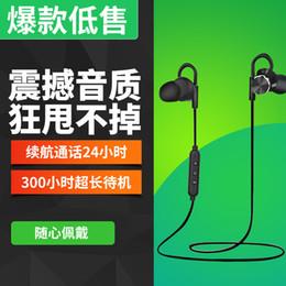 Silver Falls Australia - Pop2019 Xm03 Motion Bluetooth Headset Magnet Wireless Earplugs Type Run Defence Fall Music Unitas Stereo General Purpose