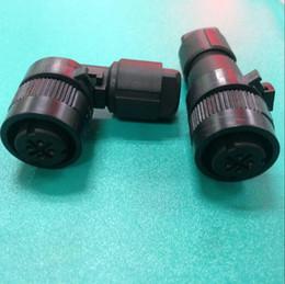 4pin Connector Australia - A06B-6114-K210 A63L-0001-0880 A06B-6114-K213 4pin connector or Socket for Fanuc Motor JAE Brake Plug