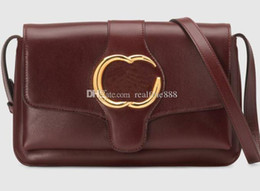 Gusset Bags Australia - 5a 550129 25cm Arli Small Leather Shoulder Bag,2 Gussets,viscose Lining,magnet Closure,with Dust Bag Box,dhl Free Shipping