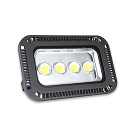Discount gy6.35 led Super Bright 200W 300W 400W 500W 600W led Floodlight Outdoor Flood lamps waterproof LED Tunnel flood lights lamps AC 85-