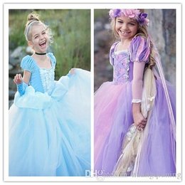 $enCountryForm.capitalKeyWord Australia - Fancy Kids Dresses for Girls Halloween Party Costume Princess Children Dress Christmas New year Fantasy Vestidos Girl age 9 10 Cosplay Wear