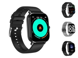 smart watch sim ios heart UK - DT-35 Smart Watch Kw18 Heart Rate Compatible Digital Watch Mini Sim Suitable For Ios And Android Os Bluetooth #QA33970