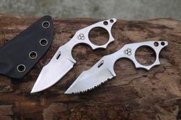 $enCountryForm.capitalKeyWord Australia - MG Arctic Fox Tactical fixed blade knife N690 Blade hunting Fishing straight knives KYDEX Sheath camping survival outdoor gear EDC tool
