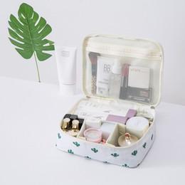 $enCountryForm.capitalKeyWord Australia - Women Travel Cosmetic Bag Organizer Toiletry Kits Necessity luggage Big capacity Waterproof Portable Makeup Bag