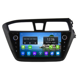 $enCountryForm.capitalKeyWord UK - Android 4G LTE HD 1080P car MP3 MP4 Music player ecxellent bluetooth high quality GPS fast delivery for HYUNDAI i20 right driving 9inch