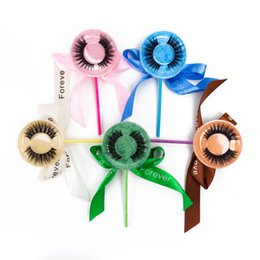 $enCountryForm.capitalKeyWord Australia - Best quality colorful lollipop Premium Silk eyelash syntheticy faux mink Natural Long eyelash,Big eyes Secret,wholesale product hot selling