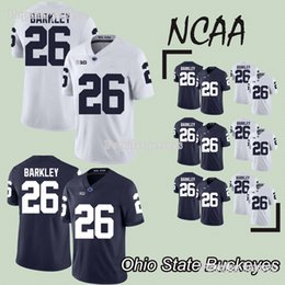 c515fb3f5 NCAA Penn State Nittany Lions Micah Parsons College Football Jerseys 26  Saquon Barkley Jersey 2019 new