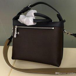 $enCountryForm.capitalKeyWord Australia - Women purses CITY TRUNK PM stud BOX L M43118 CRUISER M42410 Top quality womens genuine leather handbag tote shoulder bag Cross Body handbag