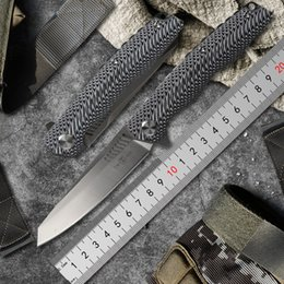 $enCountryForm.capitalKeyWord Australia - TWO SUN TS16 folding Knife Army Hunting D2 blad 60hrc Hardness Survival Knives Essential tool For Self-defense Outdoor G10 EDC