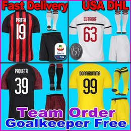 d97508485 Ac milAn jersey blAck online shopping - AC milan soccer jersey goalkeeper  football shirt kit HIGUAIN