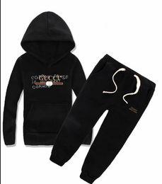 Venta al por mayor de Niños bebés y niñas camisetas de diseñador y trajes largos de marca Trajes Ropa de niños Conjunto Venta caliente Moda Verano Ropa para niños gratis