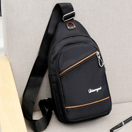 oxford crossbody messenger bags 2019 - Bolsos Mujer Messenger Bag Men Oxford Multipurpose Chest Shoulder Bags for Men Casual Crossbody BolsasSummer Short Trip