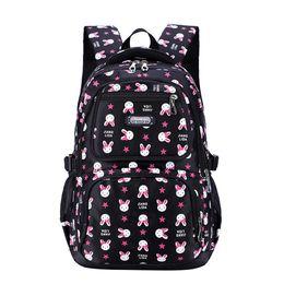 school girl satchel backpack rucksack 2019 - Kids Backpacks Lovely School Bags For Girls Primary School Student Satchel Mochila Children Printing Backpack Rucksack S