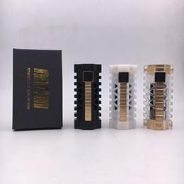 Wholesale cloned electronics online – design Clone M4H1 Mech Mod Mechanical Electronic Cigarette VAPE Beautiful Innovative Design Fit Thread Atomizer DHL Free