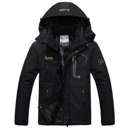 $enCountryForm.capitalKeyWord Australia - Winter Jacket Men Thick Windproof Hood Parka Mens Jackets And Coats Windbreaker Outdoorsport Coat Jaqueta Masculina