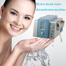 diamond dermabrasion tips 2019 - 2 in1 water aqua dermabrasion peeling machine machine with professional 8 hydro tips and 9 diamond tips CE approvaprova