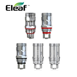 $enCountryForm.capitalKeyWord Australia - 5pcs Eleaf EC Series Coil Head EC-M EC-N EC-S Coil for Melo 4  5 atomizer iStick Rim Pico Resin Kit e cigs