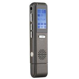 $enCountryForm.capitalKeyWord Australia - ABHU-8Gb Voice Recorder Usb Digital Audio Voice Recording Pen with Wav Mp3 Player