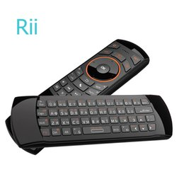 247b342c69a Fly Air Mouse IR Extender Learning Remote Control Rii i25 2.4G Wireless  Russian English Mini Keyboard For Android Smart TV IPTV