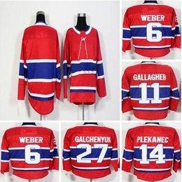 $enCountryForm.capitalKeyWord Australia - 2018 New Brand Womens Kids Montreal Canadiens 6 Shea Weber 11 Brendan Gallagher 14 Tomas Plekanec 27 Alex Galchenyuk Red Ice Hockey Jerseys