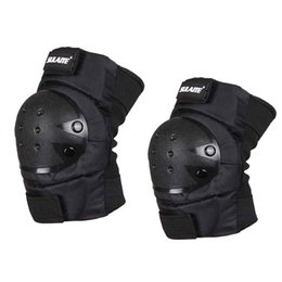 Elbow Braces Australia - Unisex Sports Safety Elbow Knee Pads Skateboarding Skiing Bike Bicycle Racing Pads Protector Patella Support Brace Wrap Pad W3