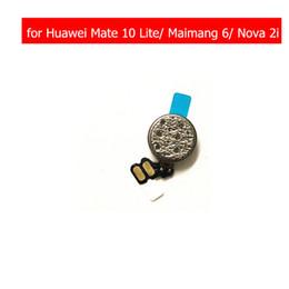 phone vibration motor 2019 - for Huawei Mate 10 Lite  Maimang 6  Nova 2i Vibrator Module Ribbon Flex Cable Motor Vibration Cell Phone Repair Spare Pa