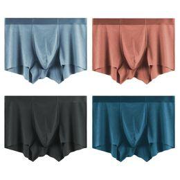 Wholesale male boxer underwear sale for sale - Group buy Hot Sale Men Underwear Boxers Shorts Luxury Modal Breathable Comfortable Underpants Sexy Bikini Male Panties