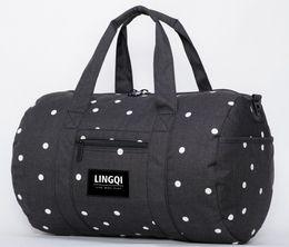 $enCountryForm.capitalKeyWord Australia - Duffel Totes Handbag Circular Fashion Travel Bag Sport Duffle Bag Jam bag