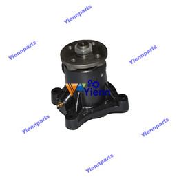 $enCountryForm.capitalKeyWord Australia - 6D31 water pump old model ME391343 for KATO HD700-5 KOBELCO 200 EXCAVATOR diesel engine repair parts