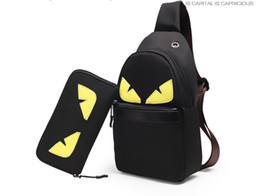 $enCountryForm.capitalKeyWord NZ - Little Monster FF Designer Messenger Bag Belt Crossbody Bag Oxford Shoulder Chest Bag For Women Men Sport Beach Storage Purse Tote C7209