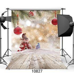 Digital Christmas Backdrops Australia - Vinyl Custom Photography Backdrops Prop digital printed Vertical Christmas day theme Photo Studio Background JLT-10827