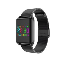 $enCountryForm.capitalKeyWord Australia - 696 M7 Smart Wristband Watch Heart Rate Smart Band OLED Colorful Screen Sports Bracelet IP67 Waterproof