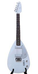 $enCountryForm.capitalKeyWord UK - custom White Brian Jones Guitar teardrop white guitar Chinese guitars