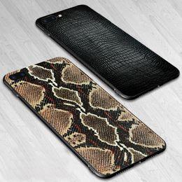 Zebra Phone Case Iphone Australia - Phone Cases For Iphone 6 6s 7 8 Plus X Xs Xr Xs Max Snake Skin Zebra Leopard Print Crocodile Soft Silicone Back Cover Shell
