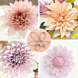 Soft cutter online shopping - Stainless Steel Calla Lily Cutting Die British Sugar Flower Petal Mold Cutter Polymorph Ceramica Maket Soft Polymer Clay Tools