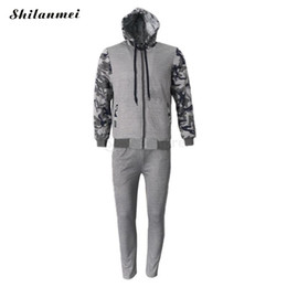 Sportswear Hoodie Tracksuit Australia - Men's Sportswear Winter Thick Fashion Brand Tops+Pants Sets Casual Slim Fit Fleece Tracksuits Hoodies Sweatshirts Sportsuit Men
