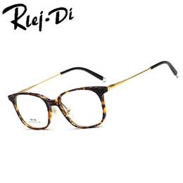408f127e8ed decorative eyeglass frames 2019 - FA216 Eyeglasses Optical glasses Frame Men  women acetate frame spectacles decorative