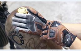 $enCountryForm.capitalKeyWord Australia - Uglybros-521 Glove Motocross Motorcycle Gloves Men Leather Gloves For Gants Moto 3-color Size S-2xl