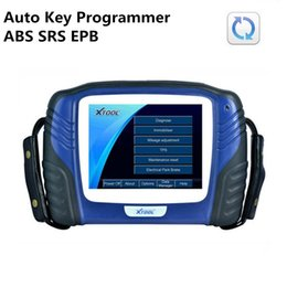 Engine Immobilizer System Australia - XTOOL PS2 GDS OBD2 Auto Key Programmer Immobilizer Universal Car Diagnostic Tool ABS SRS EPB Update Online Gasoline Version