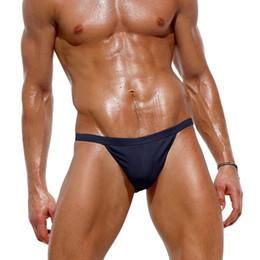 e4076c79ae19c Sexy Men Swimsuit Briefs Swimming Tangas Bikini Thongs Mens Swimwear Trunks  Beachwear Bathing Pool Swimming Zwembroek