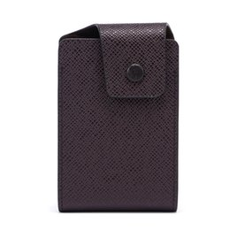 block shop Australia - New Rfid Blocking Solid Credit Card Holder For Men Wallets Pu Leather Man Card Purse Casual Shopping Male Small Wallet